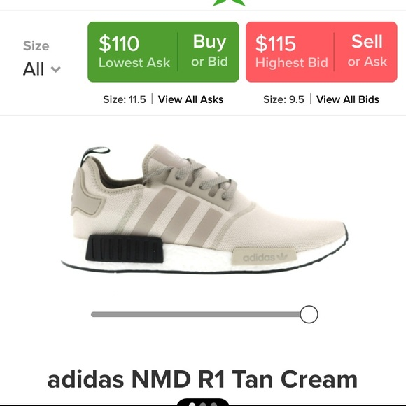 timeless design a5fcd 02161 adidas Other - Adidas NMD-R1